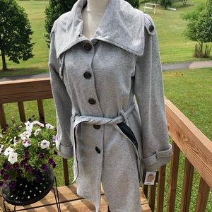IZ Byer Trench Coat size XL